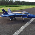 FA 18 des Blue Angel